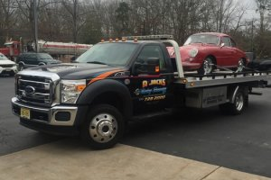 Semi Truck Towing in Franklinville New Jersey