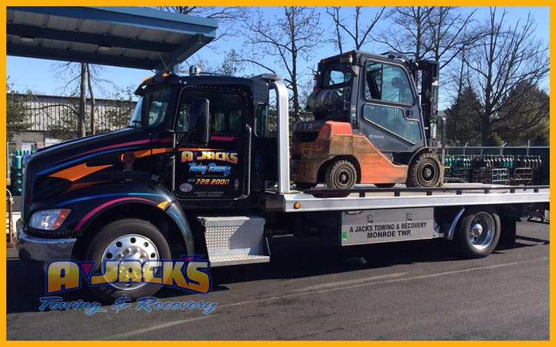 South Jersey Equipment Hauling & Transport