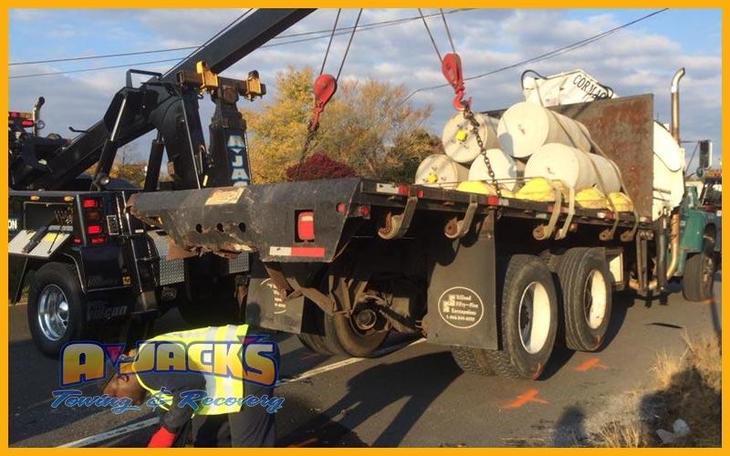 Recovery and Crane Service